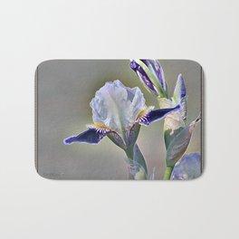 Miniature Tall Bearded Iris named Consummation Bath Mat