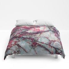 Grey Marble Comforters