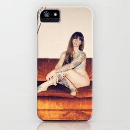 Hattie Couch iPhone Case