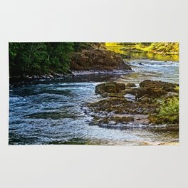 Bend In The River Rug