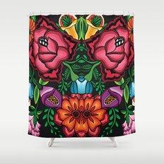 OAXCA Shower Curtain