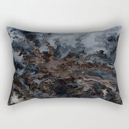 Storm of the Fallen Rectangular Pillow