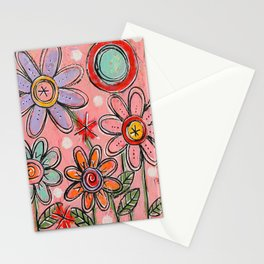Tiny Garden Series #13 Stationery Cards