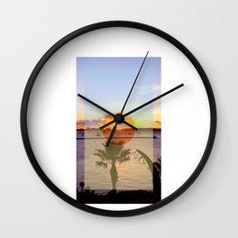 Mini STN MTN Wall Clock