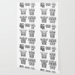 order of columns Wallpaper