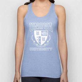 Unova University Unisex Tank Top