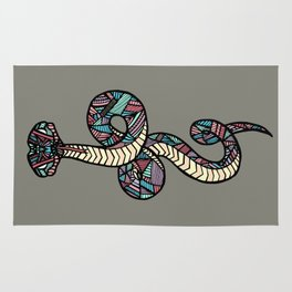 Anaconda Khaki Rug