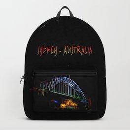 Electrified Sydney Backpack
