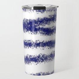 Marinière bleue Travel Mug