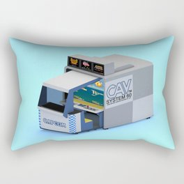 Capcom CAV System 60 Rectangular Pillow