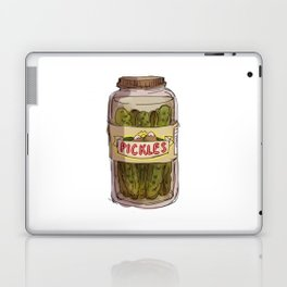 A Jar Of Pickles Laptop & iPad Skin