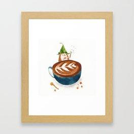 magic potion Framed Art Print