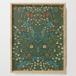 "William Morris ""Blackthorn"" 1. Serving Tray"