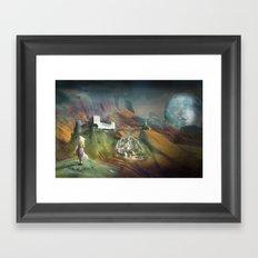 Pure Fantasy Framed Art Print
