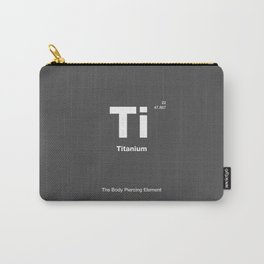 Titanium Carry-All Pouch