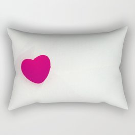Break the ice Rectangular Pillow