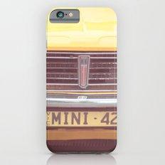 Yellow Mini iPhone 6s Slim Case