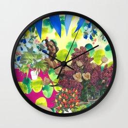 Le Reve Wall Clock