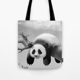 Hang In There, Panda! Tote Bag