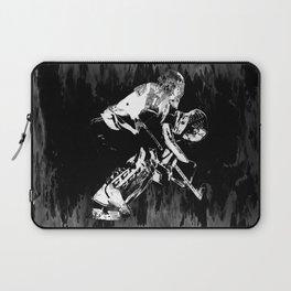 Ice Hockey Goalie Laptop Sleeve
