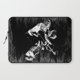 Ice Hockey Goalie Laptop Sleeve