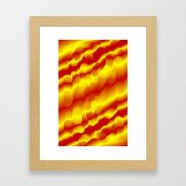 Mix Five Framed Art Print
