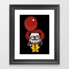 It Pug Framed Art Print