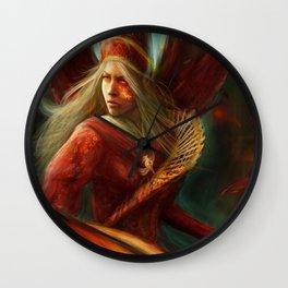 The Firebird Wall Clock