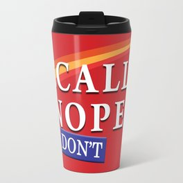 Recall Knope Travel Mug