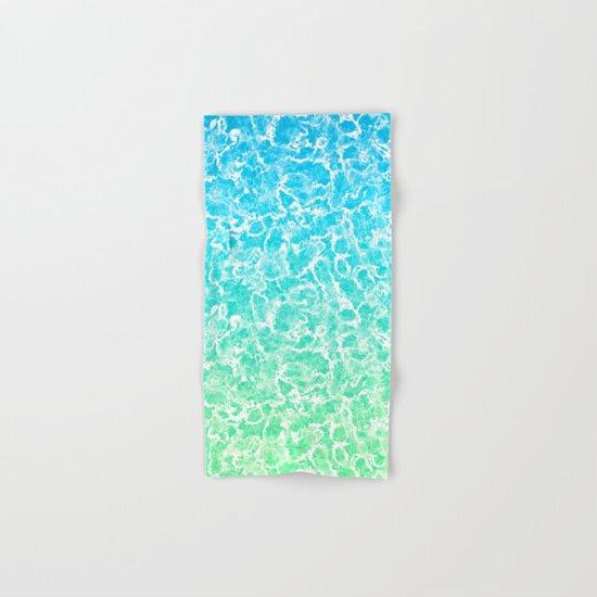Ocean Vibes Hand & Bath Towel