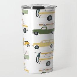 Vintage RV Motorhome Trailers Campers Travel Mug