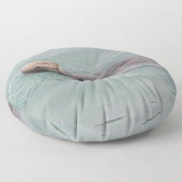 Belly Rub Floor Pillow