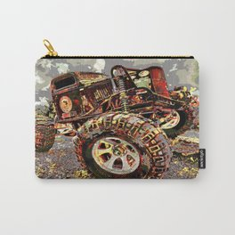 mud truck Carry-All Pouch