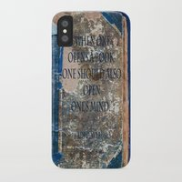 books iPhone & iPod Cases featuring Books by Dora Birgis