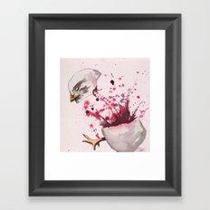Chick 740 of 5,326 Framed Art Print