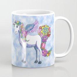 Madeline the Magic Unicorn 2 Coffee Mug