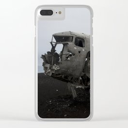 A Work of Art Clear iPhone Case
