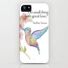 """Sweet Nectar"" iPhone Case"