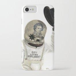 Clockwork Calavera iPhone Case