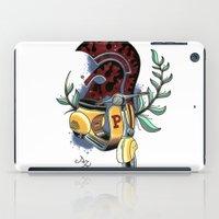 vespa iPad Cases featuring Vespa by Mirek Kopinec