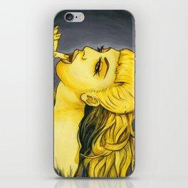 My Girl Yellow iPhone Skin