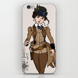 Evelyn Hayes iPhone Skin