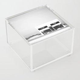 Marfa in the Wind Acrylic Box