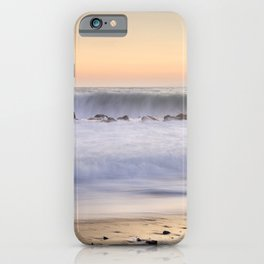 """The big wave..."" iPhone Case"