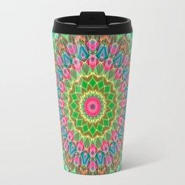 Geometric Mandala G18 Travel Mug