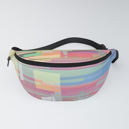 chance of color Fanny Pack