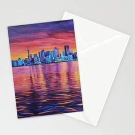 Queen City Stationery Cards