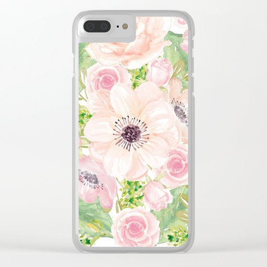 Spring is in the air #33 Clear iPhone Case