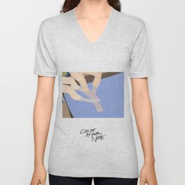 call me by your name Unisex V-Neck
