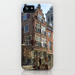Delft, Netherlands iPhone Case